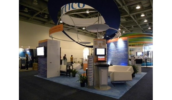 MOD026 - Custom Trade Show Exhibit for Manufacturing