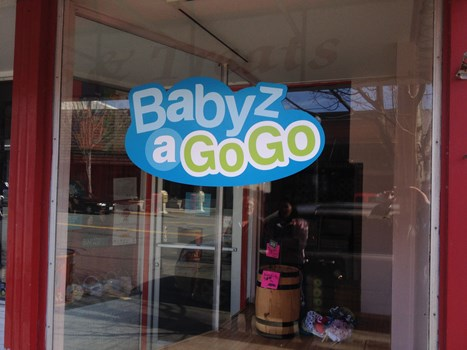 - Window Graphics - Custom Decal - Babyzagogo - Anacortes, WA