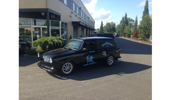 - Vehicle Graphics - Custom Decals - Crossfit Stanwood - Stanwood, WA