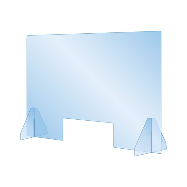 Acrylic Barrier Sneeze Guard